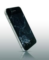 ipod smashed